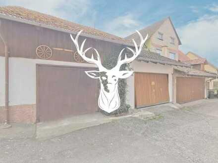 Denkmalgeschützte Eigentumswohnung in Grießen zu verkaufen