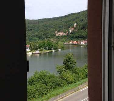 Schöne 3-Zimmer Wohnung in Zwingenberg am Neckar mit Schlossblick