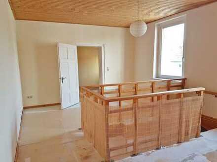 Maisonette-Wohnung in ruhiger Lage, 4 Zimmer, renoviert, zentrumsnah