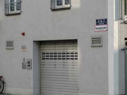 Tiefgaragenstellplatz in der Innenstadt zu vermieten
