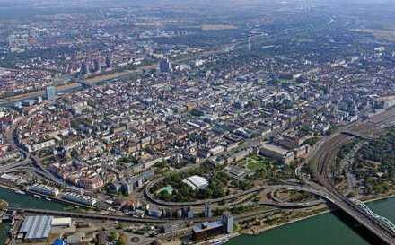 Einzelhandelsimmobilie vor der Stadtgrenze Mannheim, Rendite 6,2%