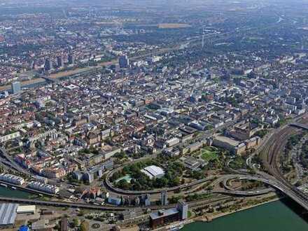 Einzelhandelsimmobilie vor der Stadtgrenze Mannheim, Rendite 6,5%