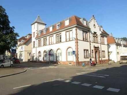 Edle 2-Zimmer Wohnung ohne Balkon, Hochparterre zentral in Waldkirch gelegen