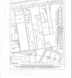 RASCH Industrie: Verkauf eines Gewerbegrundstückes mit aufstehenden Gebäuden in Essen-Frillendorf