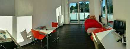 Luxuriöse Studenten 1-Zimmer-Wohnung Balkon & Einbauküche in Uni Nähe (TU) inkl. aller Nebenkosten