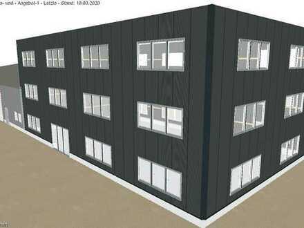 Neubau Büroflächen