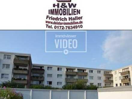 !!Kapitalanlage!! Vermietete schicke 3 Zi. mit Deisterblick/EBK /Supermarkt/Garage