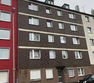 Helle ca. 54 m² große Etagenwohnung Duisburg Neudorf zu vermieten