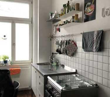 Exklusive 3-Zimmer-Wohnung Altbau in Frankfurt am Main