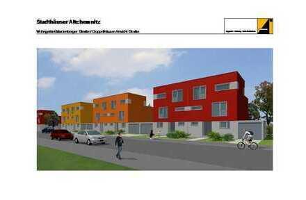 Attraktive Stadthäuser mit 140- o. 160m² Wfl. mit Galerie & Dachterrasse, ruhig & städtisch gelegen!