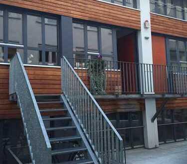 Hinterhausloft mit 3 Wohnungen, Karlsruhe, Innenstadt-West, Provisionsfrei!