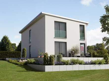 Familienhaus mit urbanem Design
