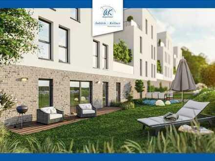 Garten und eine separate Terrasse - eine perfekte Wohnung 5 min von der Erfurter Altstadt