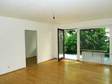 Renovierte 4-Zimmer-Terrassenwohnung in Untergiesing, Nähe Isar