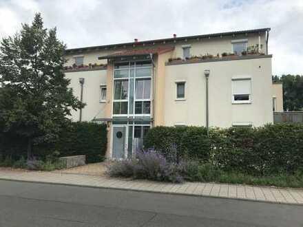 Schöne 3-Zimmer-Wohnung mit 2 Balkonen im Zentrumsbereich von Erlangen
