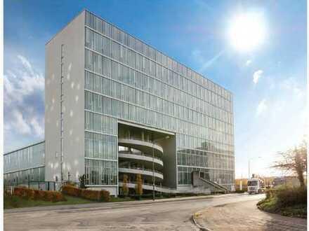280 m² Bürofläche zzgl. 920 m² Lagerfläche