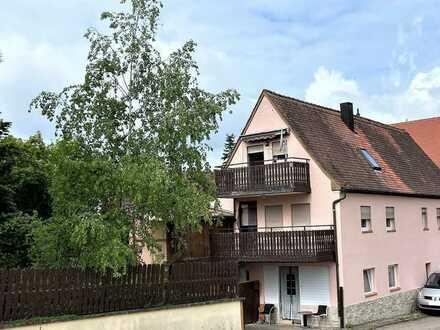 Freistehendes Einfamilienhaus mit Einliegerwohnung - Kapitalanlage