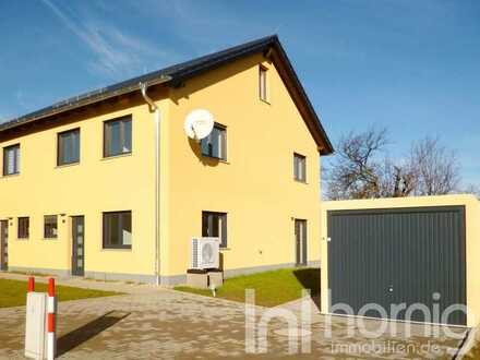 Neubau Doppelhaushälfte östlich von Bautzen