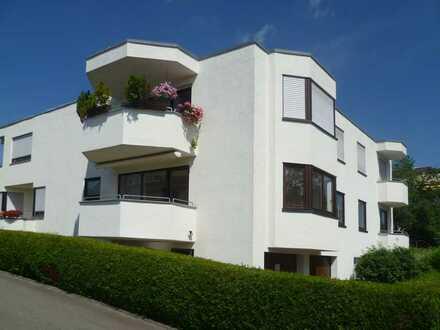 Schöne 4-Zimmer Wohnung in Musberg +++ provisionsfrei +++ mit Hobbyraum und Garage