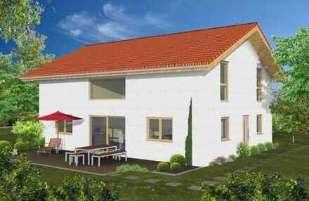 Haus mit Einliegerwohnung in bewährter Fertighausqualität KFW 40 schlüßelfertig!!!