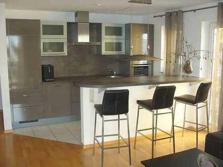 2-Zimmer-Wohnung mit herrlicher und unverbaubarer Aussicht auf Lörrach
