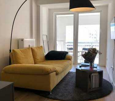 Moderne und zentral gelegene 2-Zimmer-Wohnung