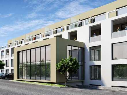 NEUBAU: TOP Gewerbeflächen für Praxis/Büro in der Weststadt