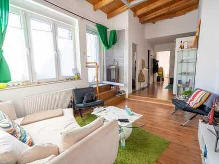 Helle, individuelle 3-Zimmer-Wohnung mit Terrasse in Bergen-Enkheim für Eigennutzer und Anleger!