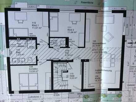 Erstbezug: stilvolle 4-Zimmer-Erdgeschosswohnung mit Balkon in Pliezhausen