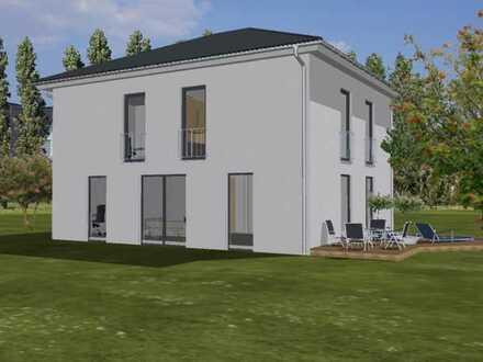Mannheim-schöner Wohnen-Neubau Stadtvilla mit Grundstück