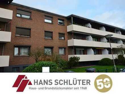 Findorff: Renovierte 3 Zimmer Wohnung mit Balkon in begehrter Lage!