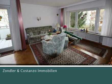 * Tolle, großzügige 3-Zi.-Wohnung mit Balkon & Garage * gute, ruhige Lage in Fellbach *