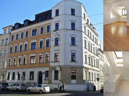 Helle 3-Zimmer Wohnung in Leipzig Möckern