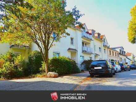 Westerdeich / 3-Zimmer-Wohnung mit Balkon und Stellplatz
