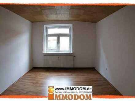 Preiswerte 3-Zi Wohnung in Oberplanitz am Markt!