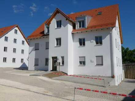 Schweitenkirchen, exkl. 3-Zimmerwohnungen mit Balkon