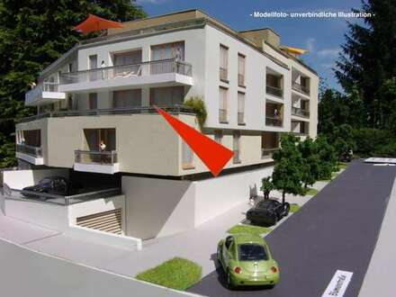- MIT großer FENSTERFRONT - 3,5 Zi. Neubau-Eigentumswohnung mit Balkon WHG_11