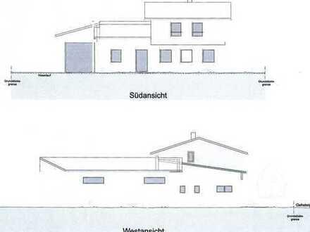 Hier können Sie Wohnen und Arbeiten verbinden. Einfamilienhaus mit optionaler Werkstatt zur Miete