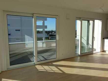 Whg. D11 * 3,5-Zi-Penthouse-Whg. mit Dachterrasse und Garage zu vermieten