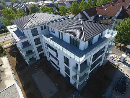 2-Zimmer-Penthouse mit schönem Balkon