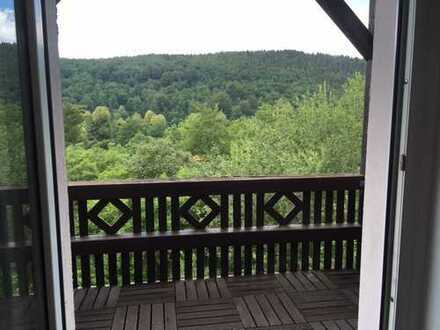 Preiswerte, sanierte 4-Zimmer-Wohnung mit Balkon in Greiz