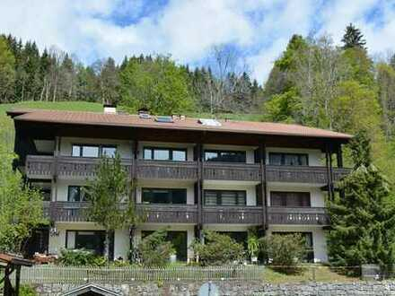 1-Zimmer-Appartement im oberen Priental mit wunderschönem Bergblick…