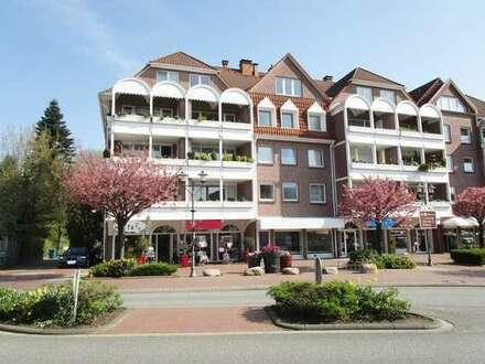 Traumhafte , renovierte 3 ZKB Wohnung auf 2 Ebenen im Zentrum von Bad Zwischenahn!