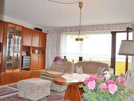 KAPITALANLAGE: 4-Zimmer-Wohnung mit Balkon