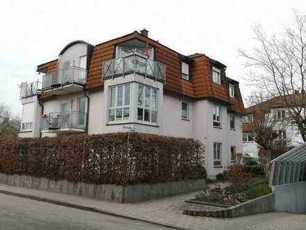 Sonnige Erdgeschosswohnung in Neuendettelsau