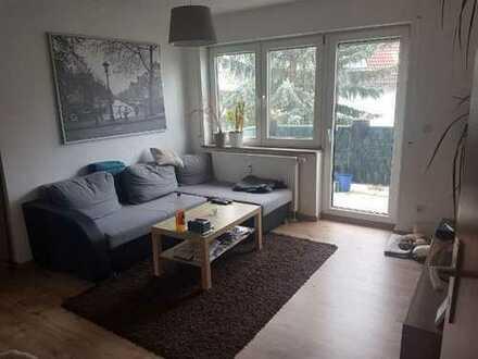 Schöne 2-Raum-Eigentumswohnung mit Balkon in Reinholdshain