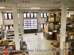 Lager-/Produktionsflächen mit Büro zu vermieten