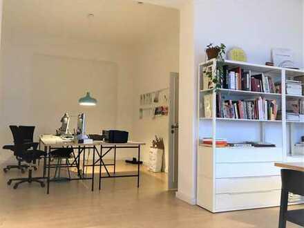 Verkauft! Moderne Bürofläche im lebendigen Eimsbüttel