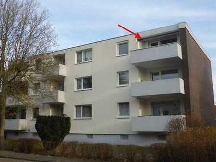 Hell und freundlich! Großzügige 3 Zimmerwohnung mit Sonnen-Loggia in Brinkum