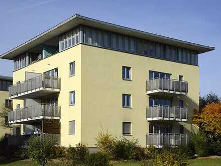 DI - großzügige 1-Zimmer Erdgeschoss-Wohnung mit Balkon und Aufzug
